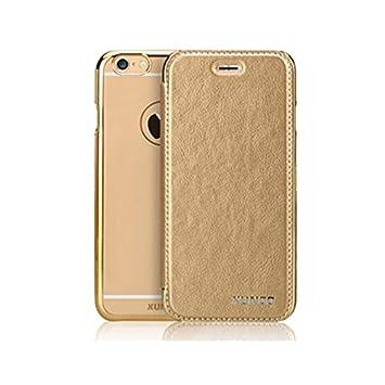 edbc279d61 Amazon.co.jp: iPhone7Plusケース 手帳型 背面クリア カード収納 レザー ...