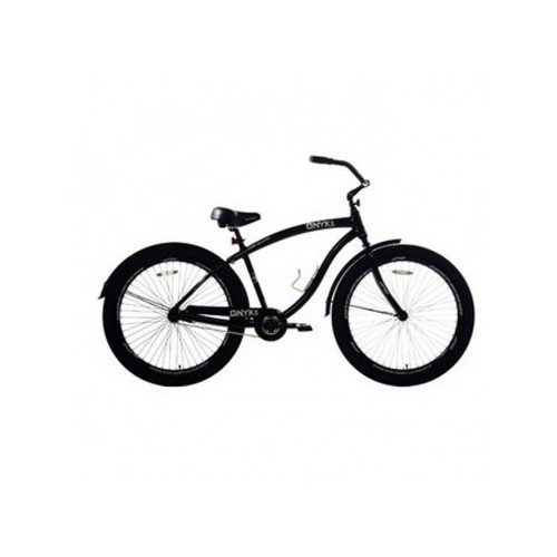 29'' Genesis Onex Cruiser Men's Bike, Black