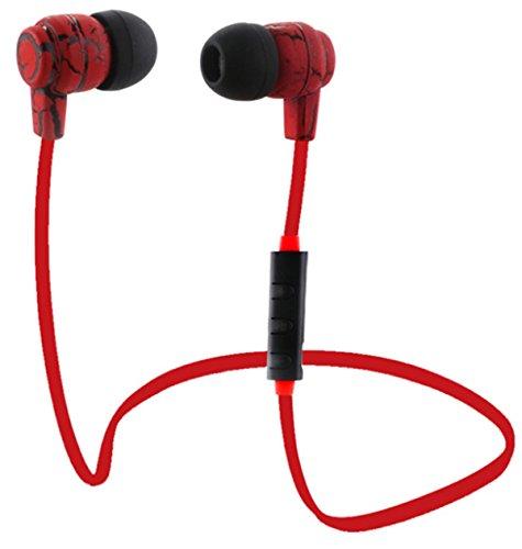 Wireless Headphones Mic 3, Red Alexa Swivel Chair