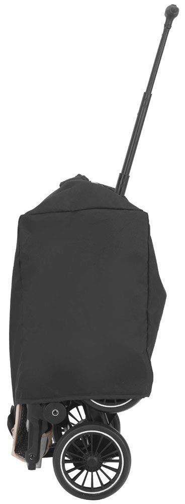 6.9 kg Cam il Mondo del Bambino Passeggino Compass 136//bianco nero