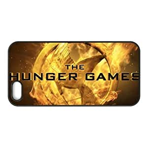 DIY-Style Slim Fit Hard Case The Hunger Games for iphone 5/5s iphone 5/5s (TPU) DIY-Style-4151