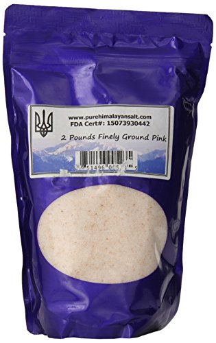 The Spice Lab Himalayan Fine Ground Pink Salt, 2lbs