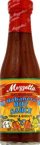 Mezzetta, Sauce Habanero Hot Calif, 7.5 OZ (Pack of 3) by Mezzetta