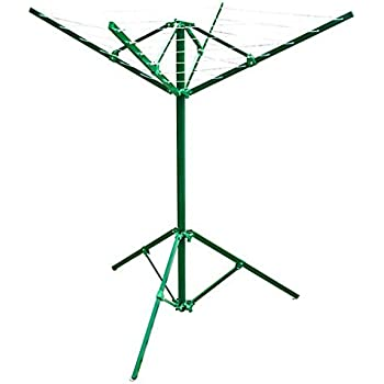 Perfect Greenway Portable Outdoor Rotary Clothesline
