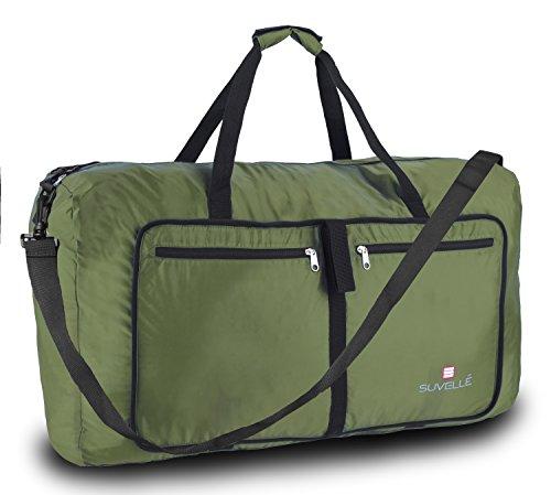"Gym Bag Walmart: SUVELLÉ Suvelle Lightweight 29"" Travel Foldable Duffel Bag"