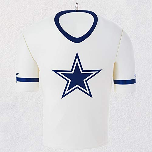 Hallmark Dallas Cowboys Jersey Ornament Sports & Activities,City & State -