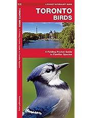 Toronto Birds: A Folding Pocket Guide to Familiar Species