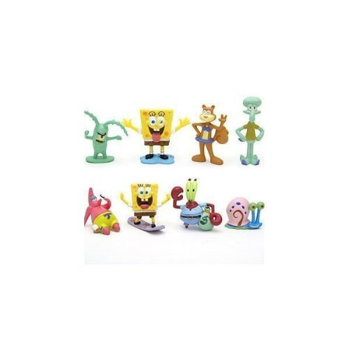 SpongeBob SquarePants Spongebob Figure Multicoloured product image