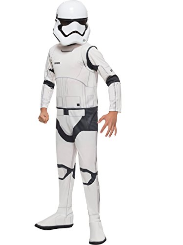 Star Wars: The Force Awakens Child's Stormtrooper Costume, Small -