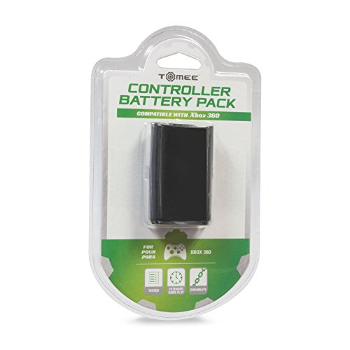 Xbox 360 Hyperkin Rechargeable Battery Pack - Black