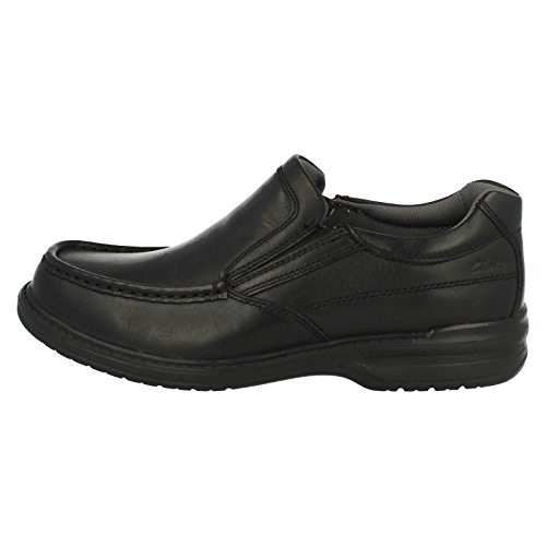 Clarks Keeler Step Black