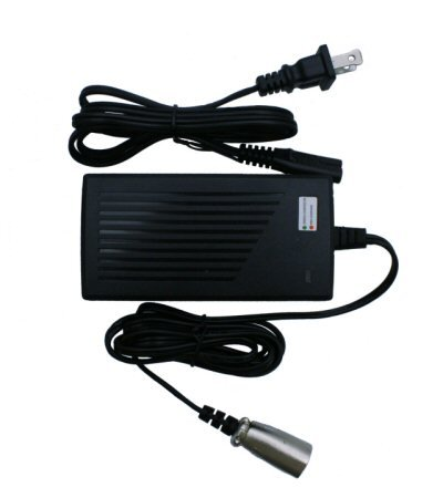 36V, 1.6Ah 4-Pin XLR Electric Scooter Charger