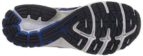Brooks Ravenna 6 - Zapatillas de running Hombre Azul - Blue (Skydiver/Redorange/Cyberyellow)