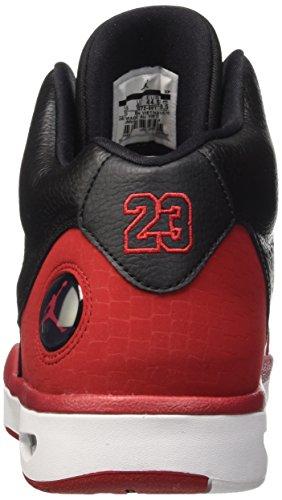 Tradition Red Flight Nero Uomo white black Jordan Nike gym Da Ginnastica Scarpe v7EERq