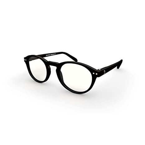 f34db29e5a2c Amazon.com  Blueberry - Computer Reading Glasses - Size M - Black ...