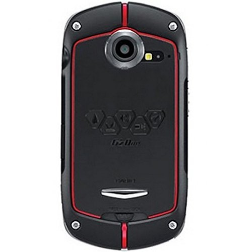 Casio G'zOne Commando Verizon Android Smart Phone Ready For Activation