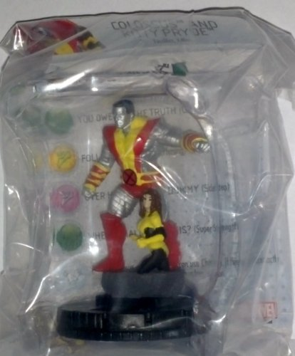 NECA Marvel Heroclix Wolverine and the X-Men #101 Colossus for sale  Delivered anywhere in USA