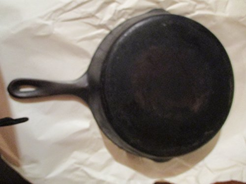 Used, Cast Iron Skillet -- read description for sale  Delivered anywhere in USA