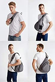 TurnWay Water-Proof Sling Backpack/Crossbody Bag/Shoulder Bag for Travel, Hiking, Cycling, Camping for Women &