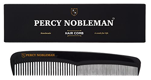 Percy Nobleman Hair Comb (Black) by Percy Nobleman