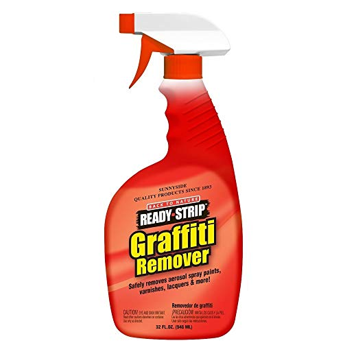 Sunnyside Back to Nature Ready-Strip Graffiti Remover, 32 Ounce, 68932 ()