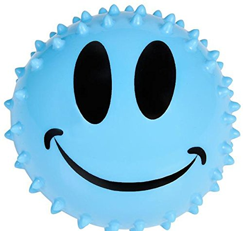 3'' SMILE FACE KNOBBY BALL, Case of 288 by DollarItemDirect