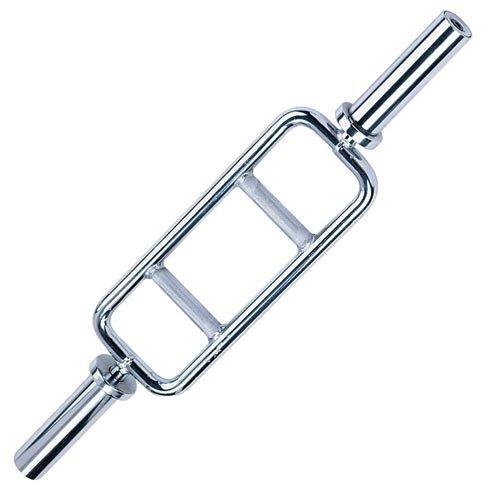 Body Solid b. Unisex ob34 C OLY Trizeps Bar, Chrom, 86,4 cm L