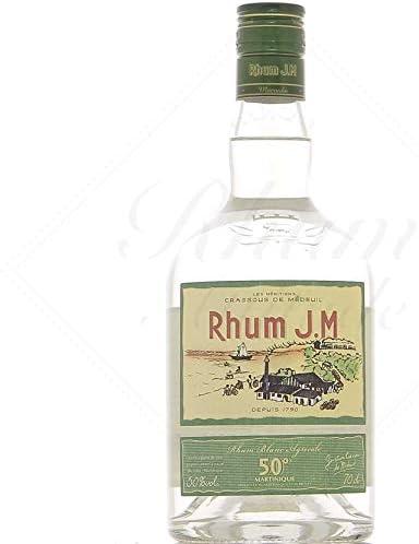 JM Ron Agricole Blanco 50º - 700 ml