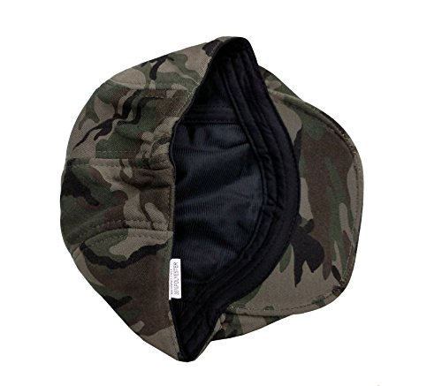 Chapeau Camouflage Couleur Acvip Coton Visière Femme En Casquette Plate Homme TXwTYHgq