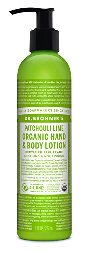 Lime Hand Lotion - 1