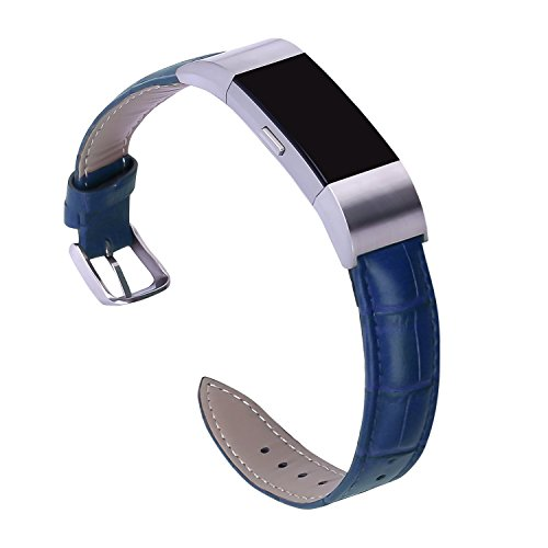 Hotodeal Leather Replacement WristBand Accessory
