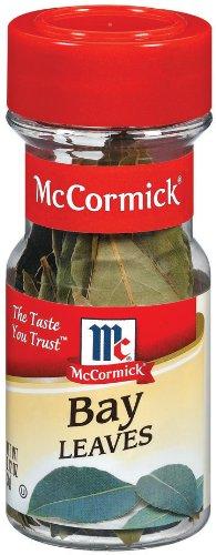 (McCormick Bay Leaves, 0.12 oz (Pack of 6) )