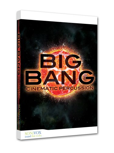 Sonivox Big Bang Percussion Instrument