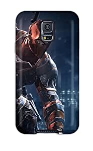 shameeza jamaludeen's Shop 2177834K48531655 High-quality Durable Protection Case For Galaxy S5(deathstroke)