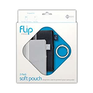 Flip Soft Pouch (Two-Pack)