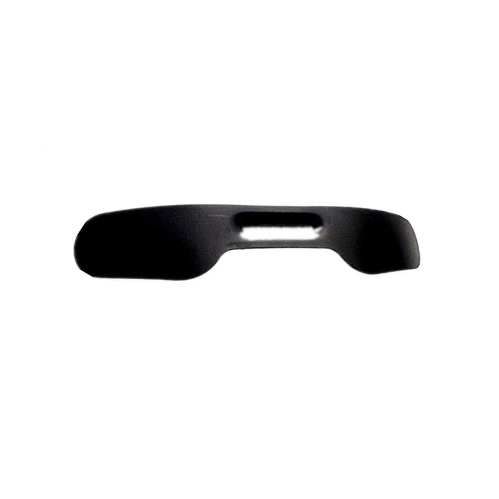 8PCS Intraoral Photographic Black Background Board Dental Contrast Orthodontic Photographic Glass Mirror by AinDen (Image #3)
