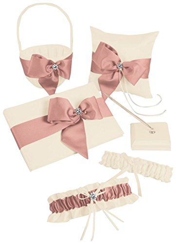 Regal Ties Gift Set Style DB75GS, Ivory by David's Bridal