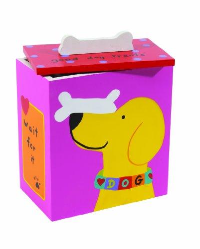 Dog Goodies Treat Jar - 2