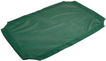 AmazonBasics Cobertor de repuesto para cama de enfriamiento elevado para mascotas, mediano