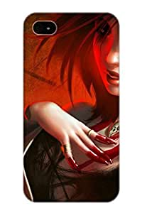 Exultantor Series Skin Case Cover Ikey Case For Iphone 4/4s(anime Epic)