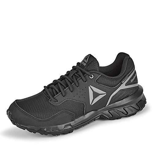Reebok Men's Ridgerider Trail 4.0 Gtx Low Rise Hiking Boots, Multicolour (Black/Grey/Silver 000), 8 UK