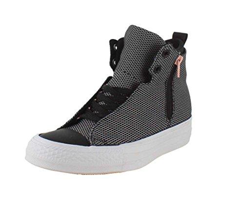 Converse Womens Chuck Taylor All Star Selene Sneaker Nero / Rosa