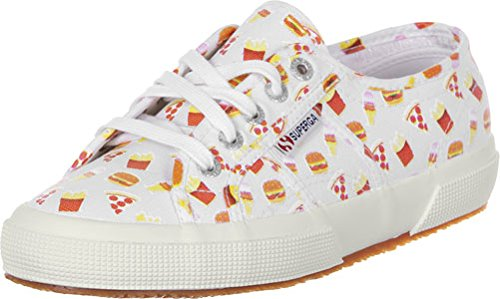W Tres Click 2750 White Food Fast Superga qOURxU