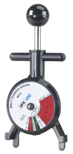 OTC 6673 Universal Belt Tension Gauge Belt Tension Tester