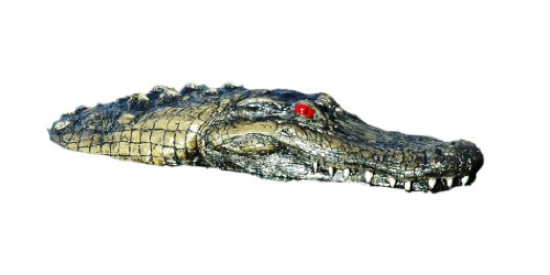 Outdoor Water Solutions ARS0195 Airstone Floating Alligator Marker