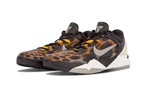 Jordan Nike Männer Express Basketballschuh Circuit Orange / Medium Grau-Schwarz-Segel