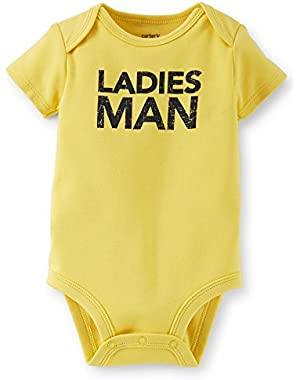 Baby Boy's S/S Yellow