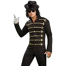 Rubies Costume Michael Jackson Military Printed Jacket