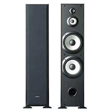 sony tower speakers. sony ssf-7000 floor-standing 4-way speaker with 8\u0026quot; woofer ( tower speakers o