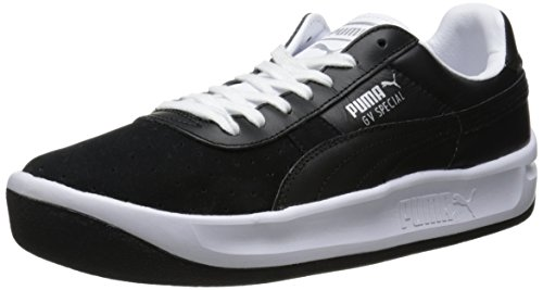 (PUMA Men's GV Special Basic Sport Sneaker, Black/Black, 8.5 M US)